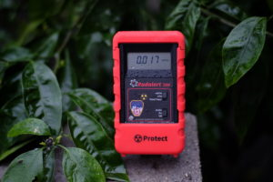 Geiger Counter, rugged, built to last