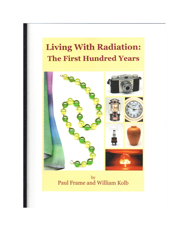 Living With Radiation Book
